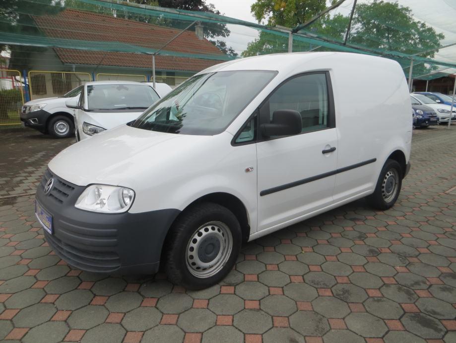 Volkswagen Caddy 2.0 SDI,70Ks,Klima,1Vl,Kupljen u HR,.., 2007 god.