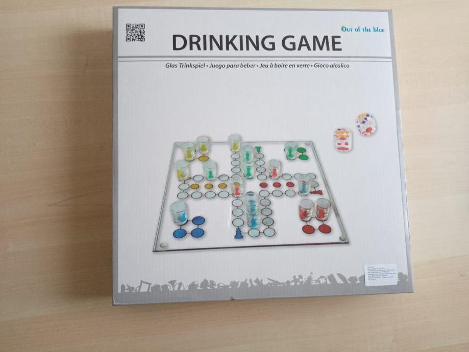 ČOVJEČE POPIJ SI Drinking game čovječe ne ljuti se