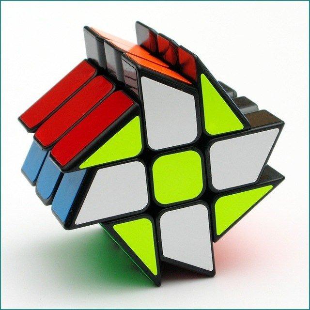 Rubikova kocka specijalna, nova, zapakirana