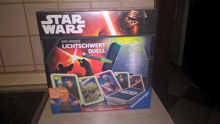 Star Wars Lichtschwert Duell