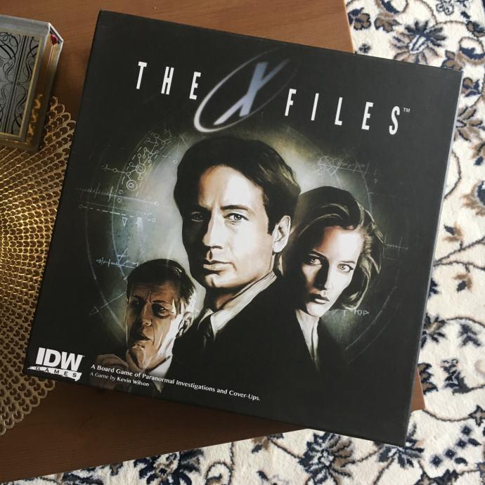 THE X FILES - društvena igra - NOVO