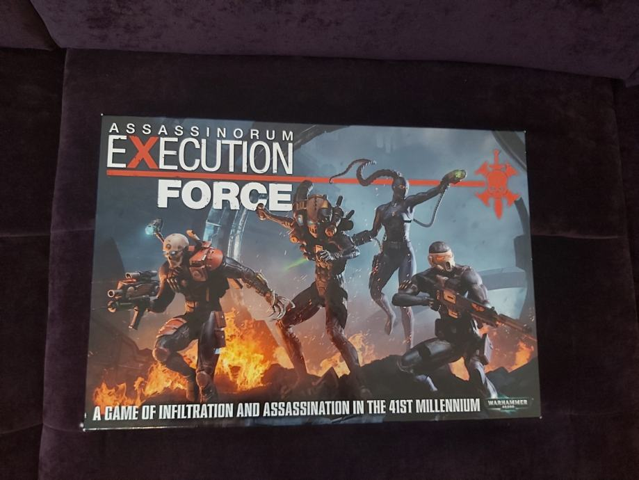 Warhammer 40k Assassinorum: Execution Force