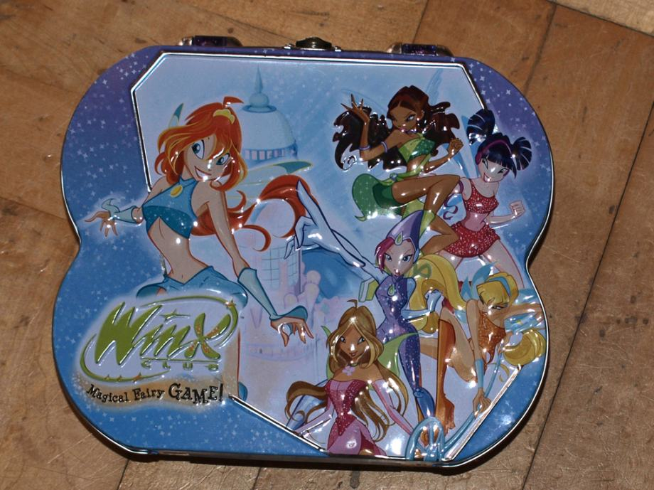 WINX CLUB - Magical fairy game