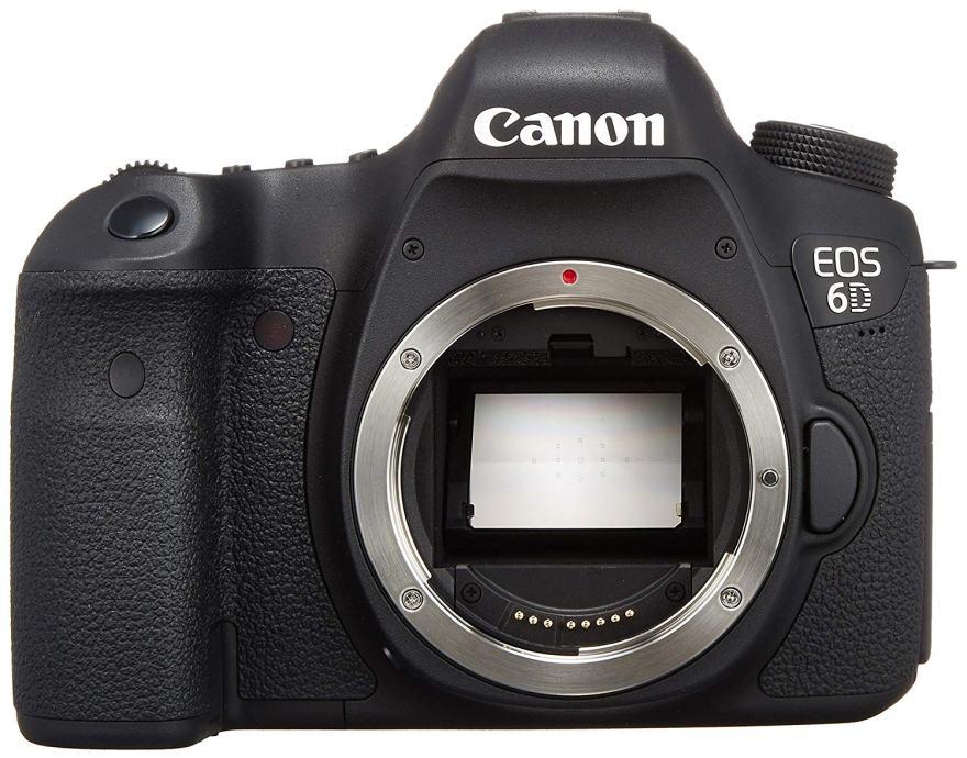 Canon 6D praktično bez tragova korištenja