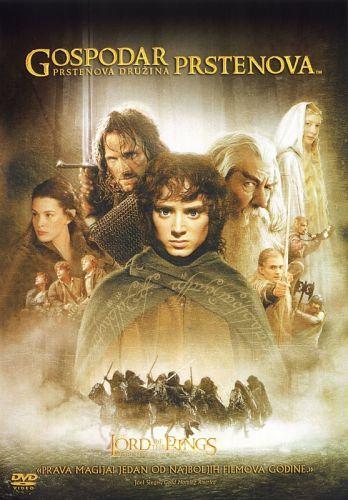 Gospodar prstenova: Prstenova družina (2 DVD-a)