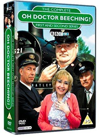 Oh, Doctor Beeching! (kompletna serija, DVD)