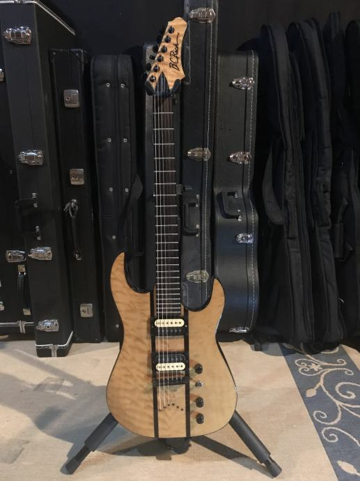 BC Rich Assasin Exotic Deluxe