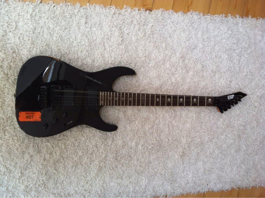ESP KH-25 Kirk Hammett Metallica