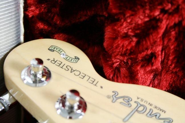 Fender telekaster,USA,DELUX,DIAMOND ANNIVERSARY 60(1946-2006).