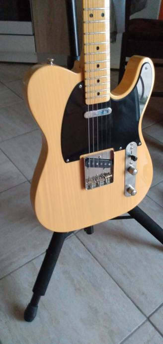 Telecaster Squier by Fender Classic Vibe 50 Mint stanje