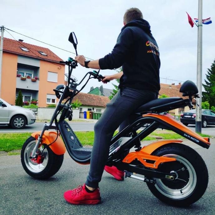 NOVO CityCoco E-Thor električni skuter 2000W, 2020 god.