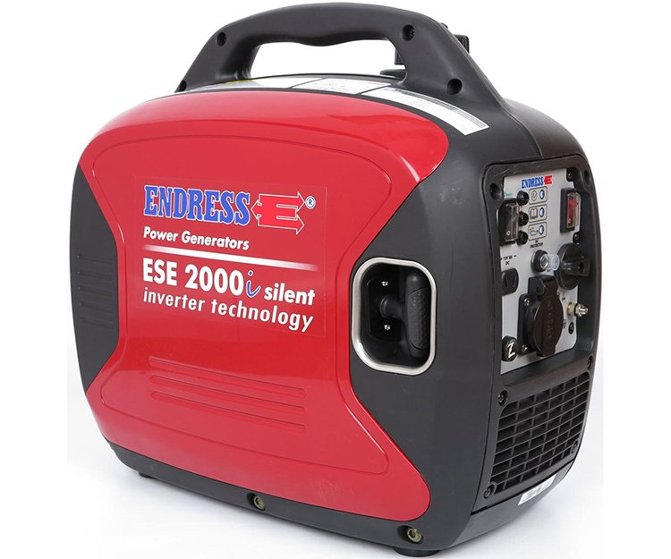 Agregat za struju Endress ESE 2000i 1,6 kW, benzin