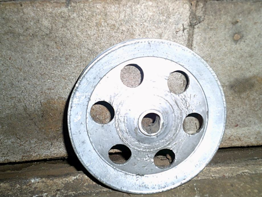 aluminijska,remenica,fi,16cm,rupa,20mm,remen,13,okl,KA,POVOLJNO