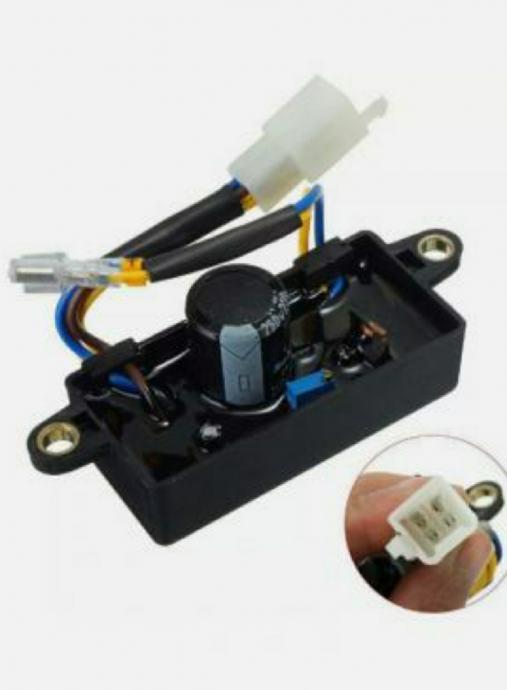 AVR pobuda za agregat za struju - regulator napona