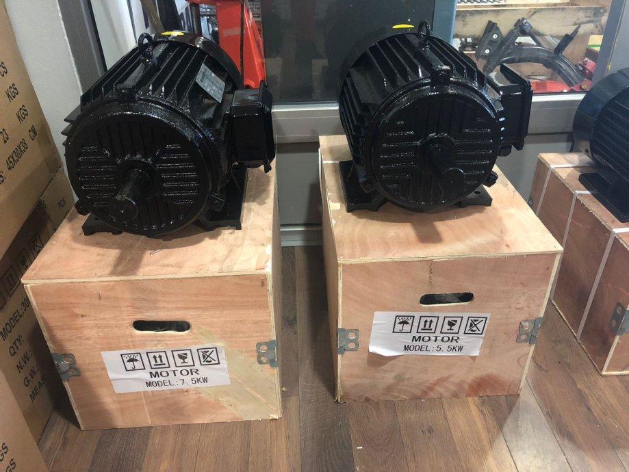 ELEKTRO MOTOR 7.5 KW