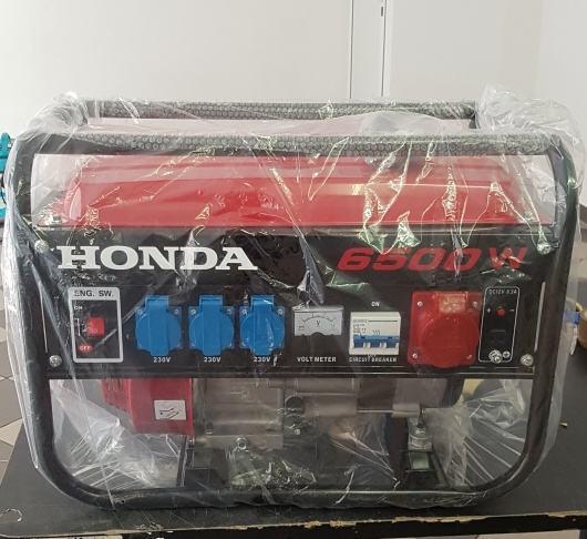HITNO!! Novi HONDA agregat za struju; 6500W; DOSTAVA MOGUĆA