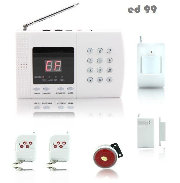 Alarmni i dojavni protuprovalni sistemi - ed99 - AKCIJA