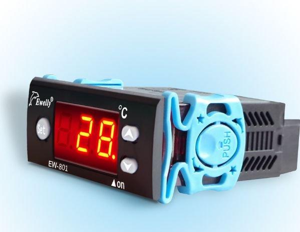 Digitalni diferencijalni termostat za solarne sustave