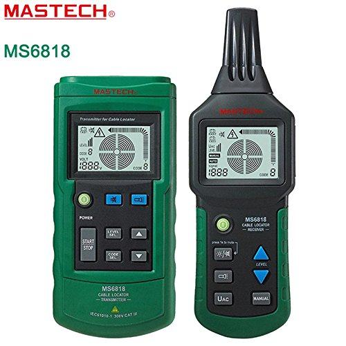 MASTECH MS6818 LCD Advanced tragač kablova - CABLE TRACKER