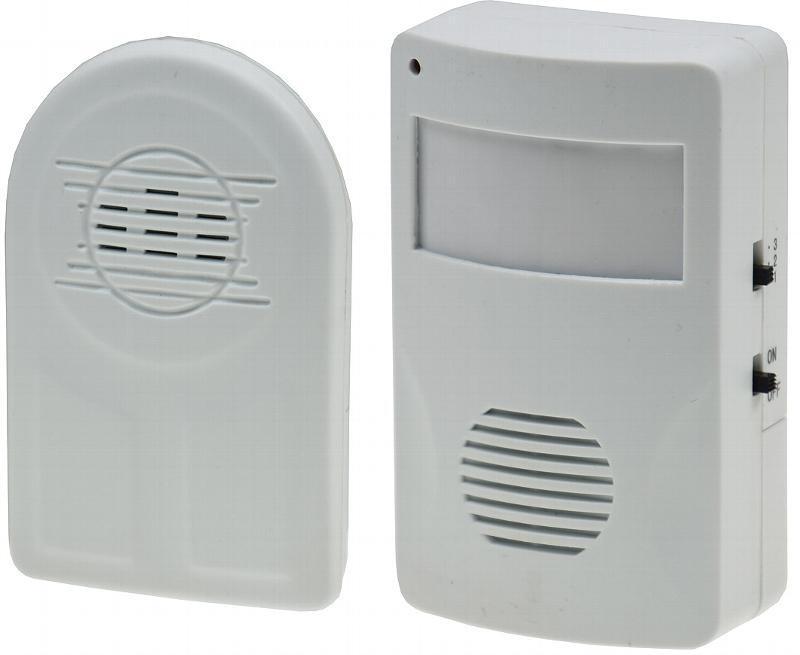 PIR BH0306C Alarm/Gong-senzor prolaza -ulaza 85dB nadzor prolaza