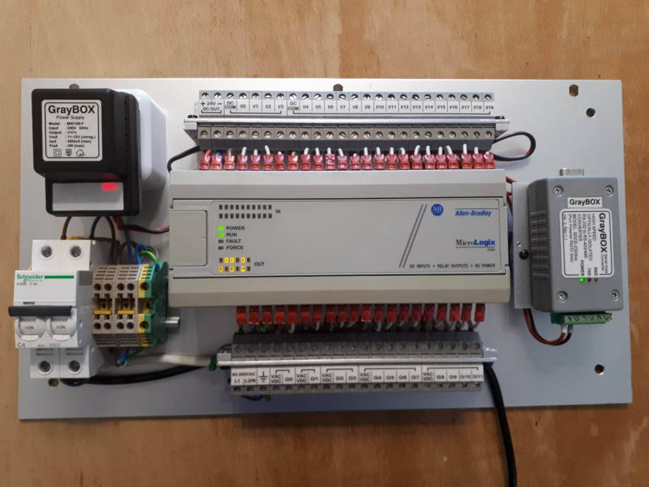 Charmant Micrologix 1000 Kabel Zeitgenössisch - Der Schaltplan ...