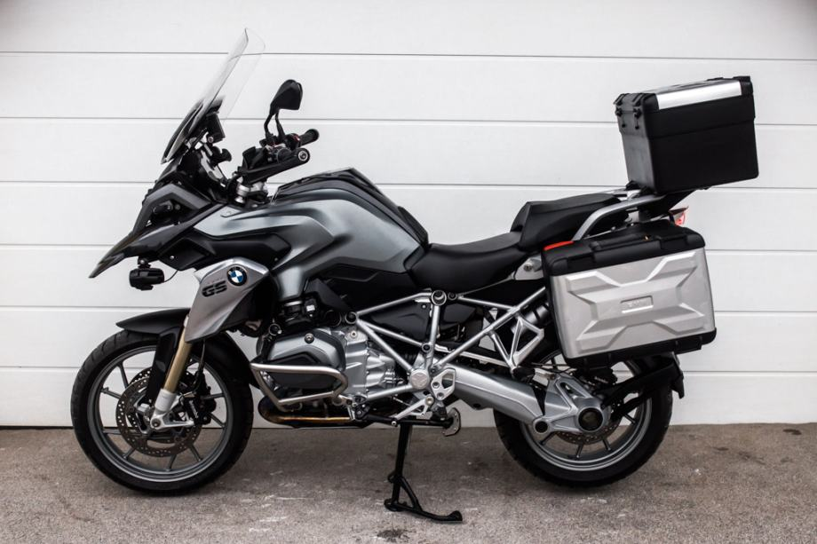 BMW R 1200 GS 1170 cm3 22576 km - kao novi - full oprema + koferi., 2013 god.