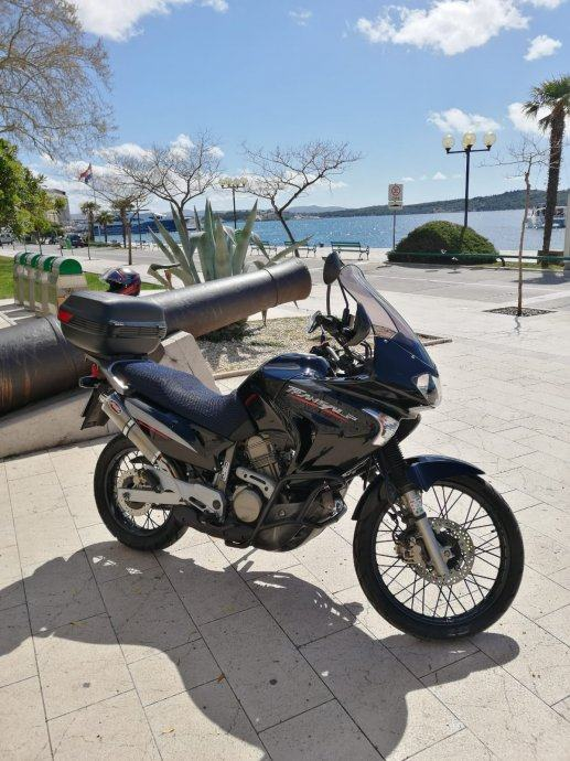 Honda Transalp 650 650 cm3, 2007 god.