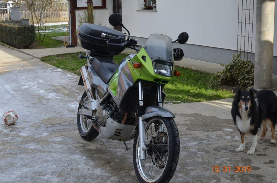 Kawasaki Klee 498 cm3   VIKEND AKCIJA!!! 14000 KUNA FIKSNO, 2001 god.