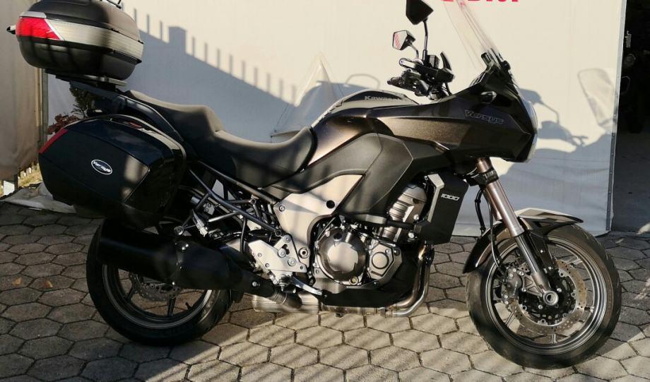 Kawasaki VERSYS 1000 ABS KTRC 1043 cm3 S GARANCIJOM, 2012 god.