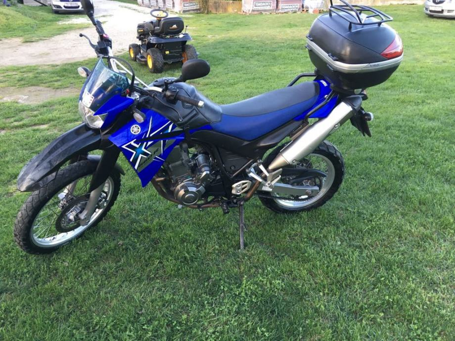 Yamaha XT 660 R 2007 | Agora Moto