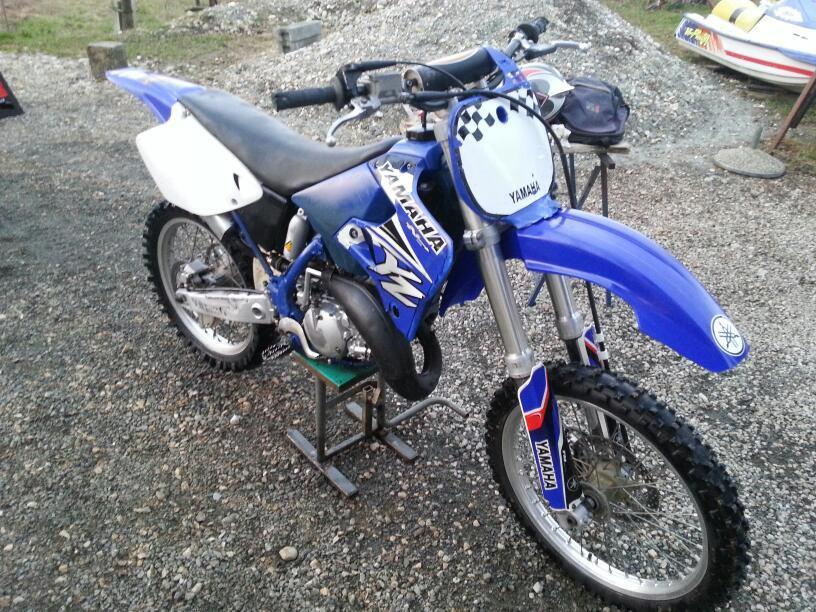2000 Yamaha YZ 125 de Tissma - Hexa Moto