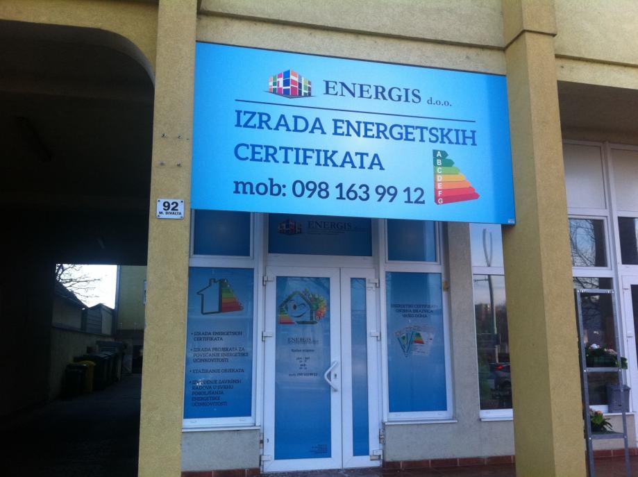 ENERGETSKI CERTIFIKAT -  ISTRA