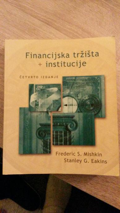 FINANCIJSKA TRZISTA I INSTITUCIJE