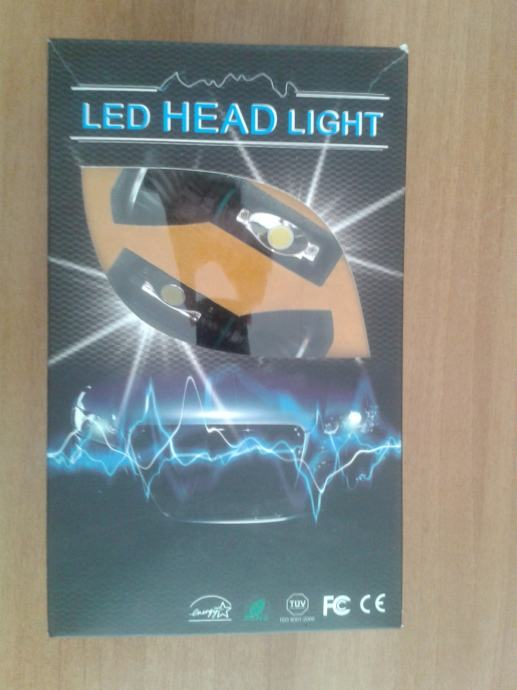 9005 (HB3) LED žarulje 6000K