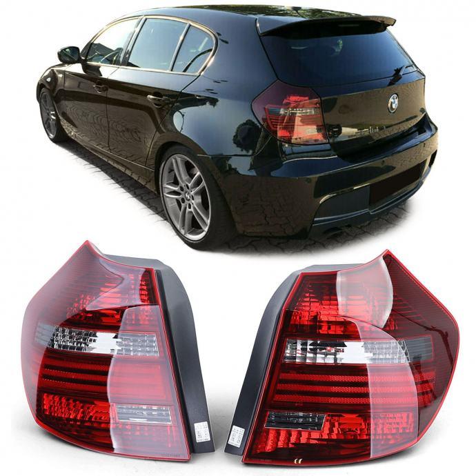 BMW 1 E81 E87 2007-2012 stop svjetla lampe farovi set desni + lijevi