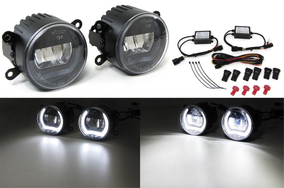 Suzuki Alto V GF Splash LED maglenke s funkcijom dnevnog svjetla