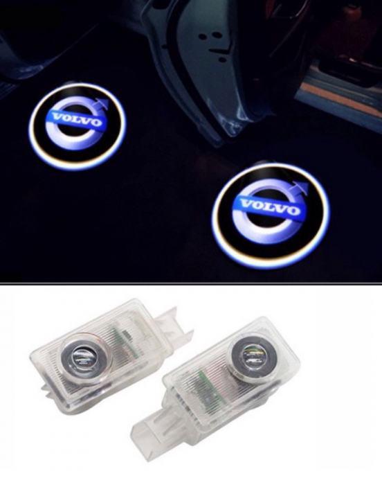 Volvo logo LED projektor