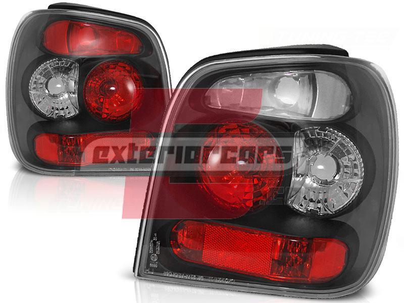 VW POLO (94-99) - Stražnja svjetla (crna)