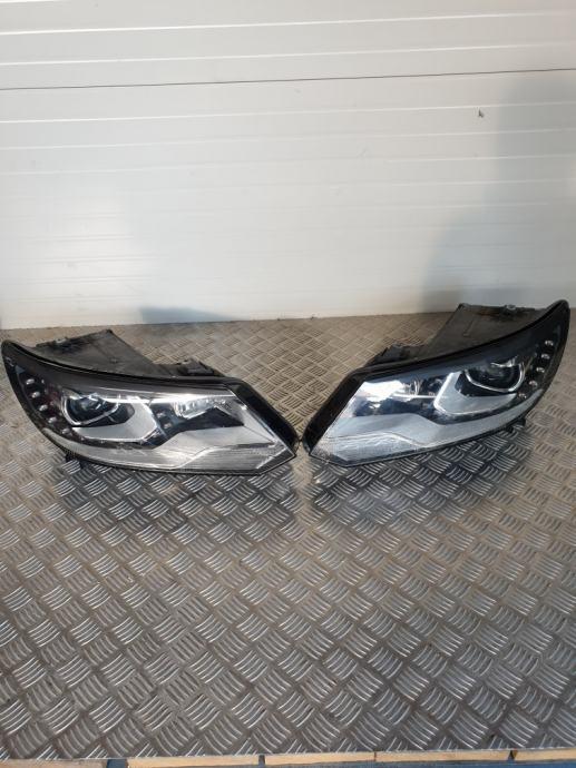 FAR XENON LED VW TIGUAN 2011-2016  god