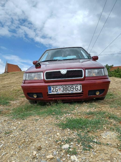 Škoda Felicia - prednji farovi L+R