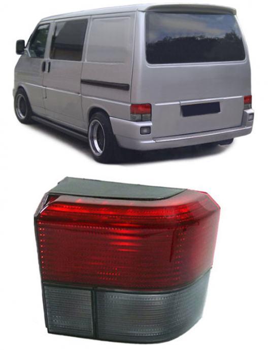 VW Bus T4 stop svjetlo desno crveno sivo