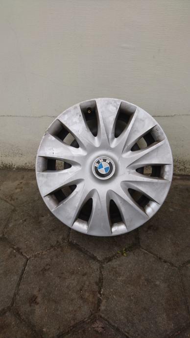 BMW Čelične felge 16'' -- 5 rupa,, 4 kom.+original ratkape