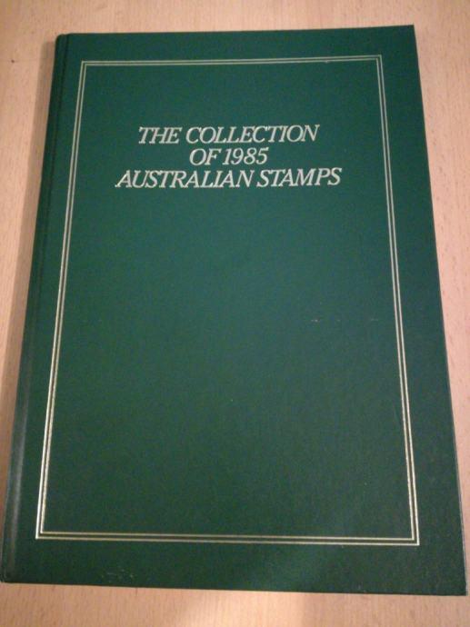 Australske marke iz 1985 god, cijela kolekcija