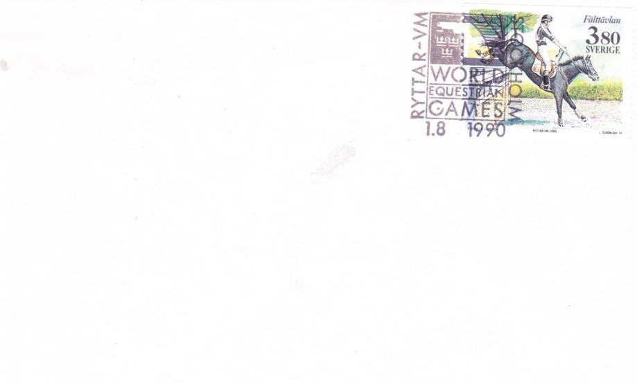 pismo Sverige 1990 uslužno poništena
