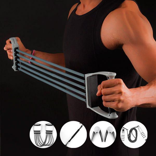 Set Pribora za Fitness (5 dijelova)