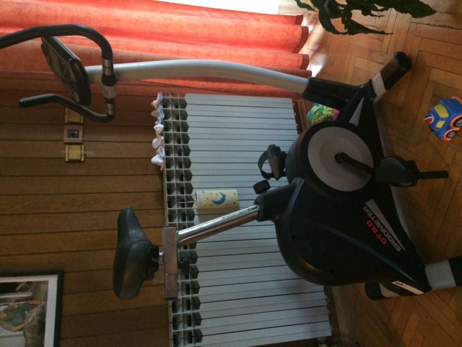 Sobni bicikl Energetcs CT 9.0 ergometar