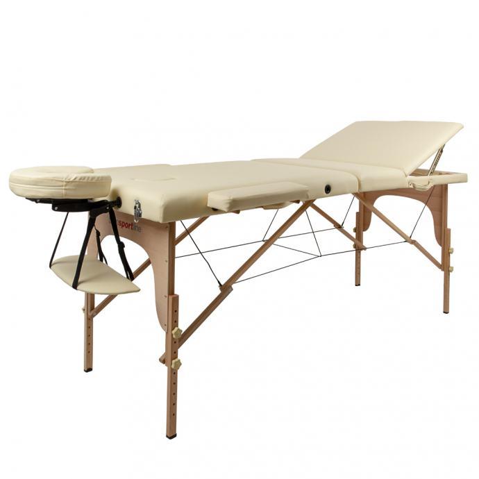 Stol za masažu Insportline Japane 3-dijelni drveni