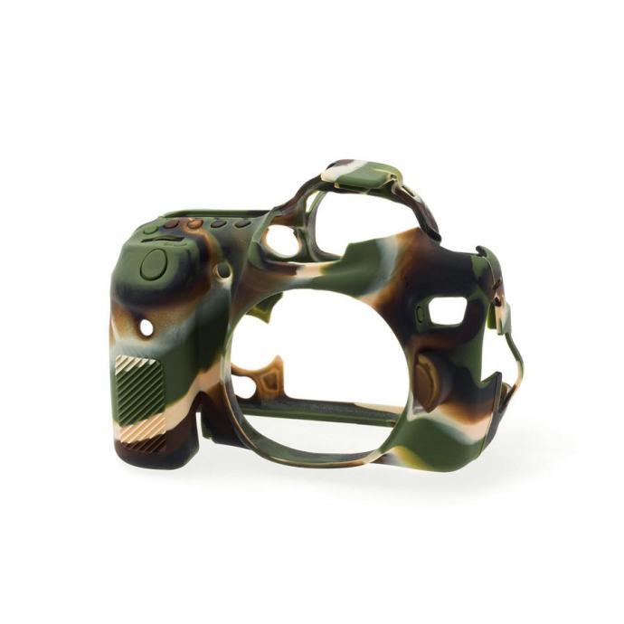Discovered Easy Cover za Canon EOS 70D camouflage + 2x LCD folija