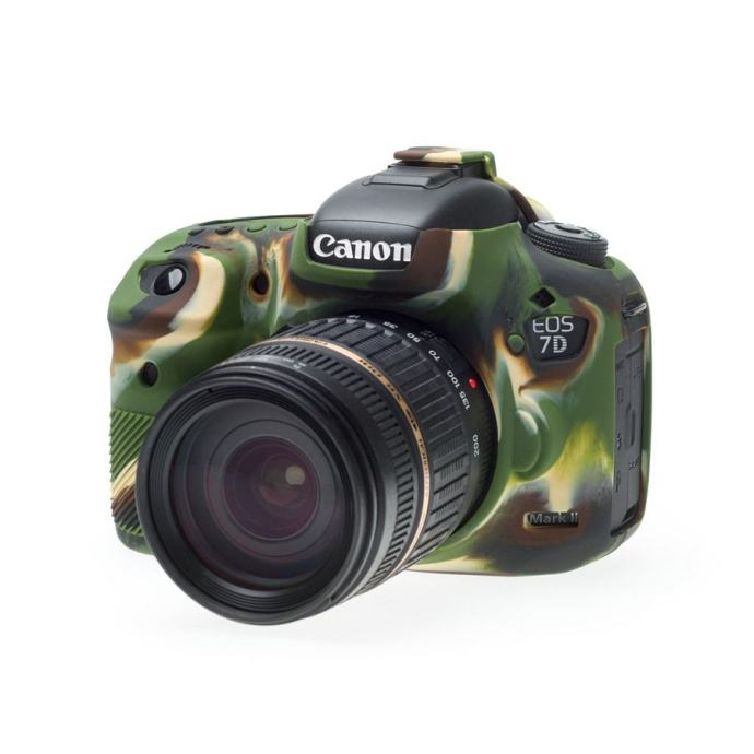 Discovered Easy Cover za Canon EOS 7D Mark II camouflage + 2x LCD