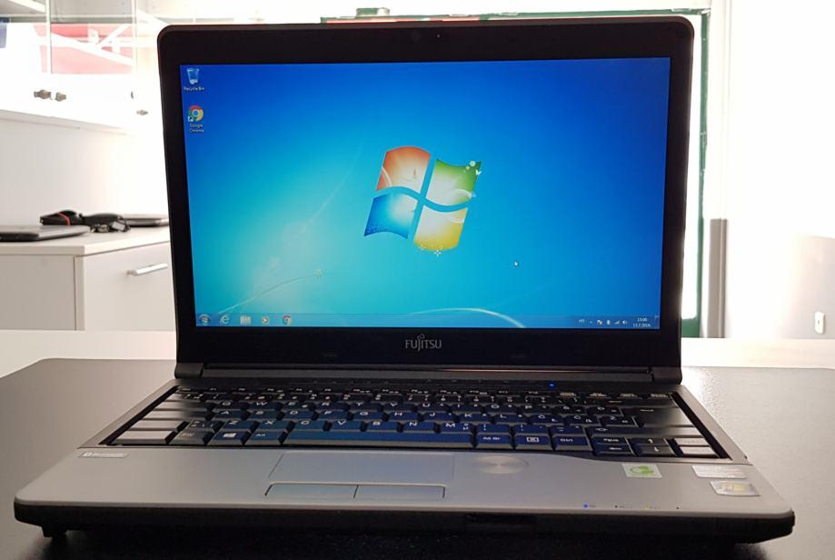 "Fujitsu Lifebook 13.3"" i5-3320M/4GB/500GB HDD/Win7 Pro"